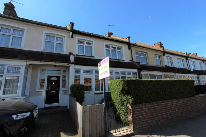 3 Bedrooms Terraced House for sale in Shirley Road, Addiscombe, CR0