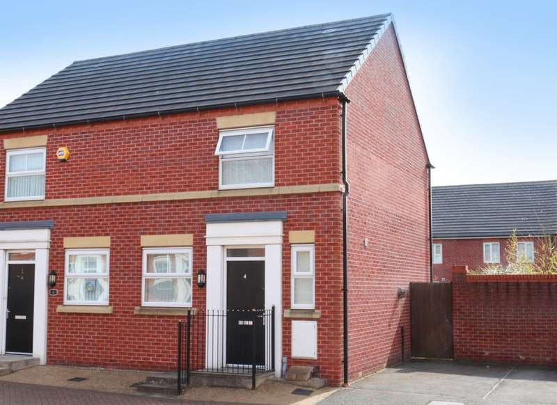 2 Bedrooms Semi Detached House for sale in Witsun Drive, Liverpool, Merseyside, L4