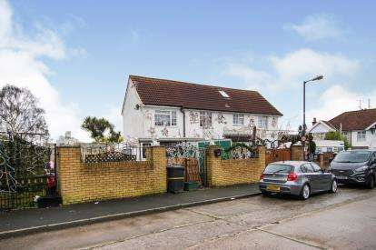 4 Bedrooms Semi Detached House for sale in Bourne Road, Kingswood, Bristol