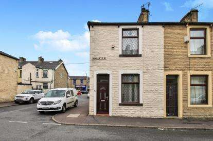 2 Bedrooms End Of Terrace House for sale in Scarlett Street, Burnley, Lancashire