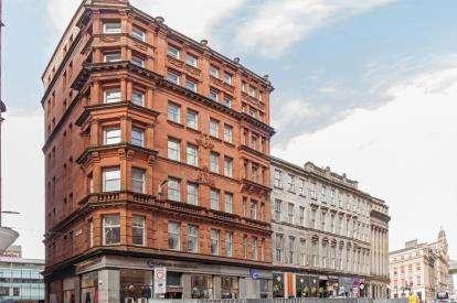 2 Bedrooms Flat for sale in Queen Street, Merchant City