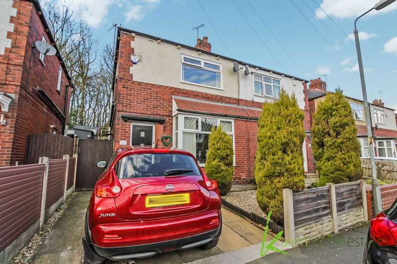 3 Bedrooms Semi Detached House for sale in Orwell Road, Bolton