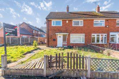 3 Bedrooms Semi Detached House for sale in Aveling Drive, Banks, Southport, Merseyside, PR9