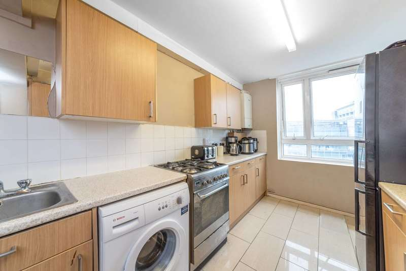 2 Bedrooms Flat for sale in Stanhope Steet, Euston, NW1