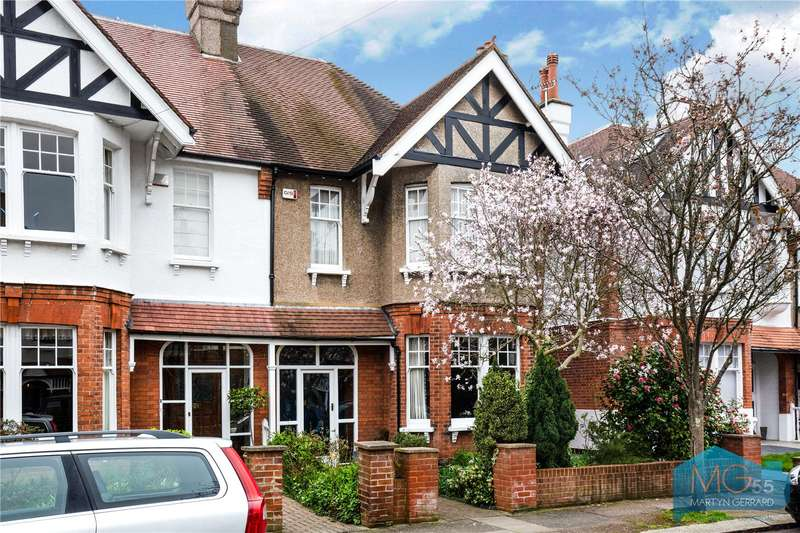 4 Bedrooms Semi Detached House for sale in Hadley Grove, Hadley Highstone, Barnet, Hertfordshire, EN5
