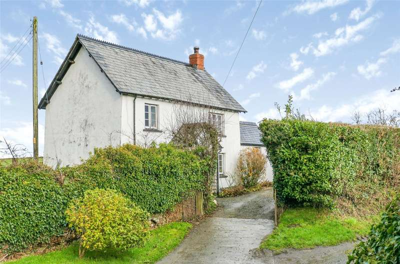 2 Bedrooms Detached House for sale in -, Buckland Filleigh, Beaworthy, EX21