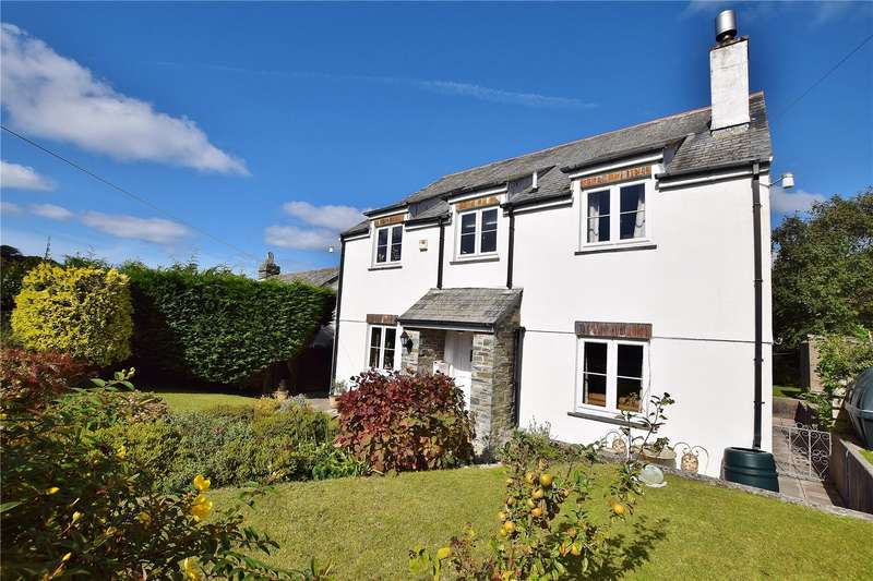 4 Bedrooms Detached House for sale in Fore Street, Boscastle, Cornwall, PL35