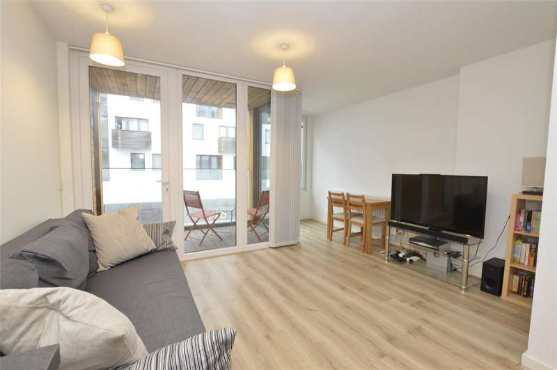 1 Bedroom Flat for sale in Bree Court, 46 Capitol Way, KINGSBURY, NW9