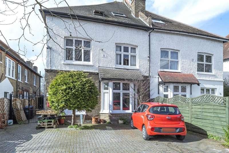6 Bedrooms Semi Detached House for sale in Mitcham Park, MITCHAM, Surrey, CR4
