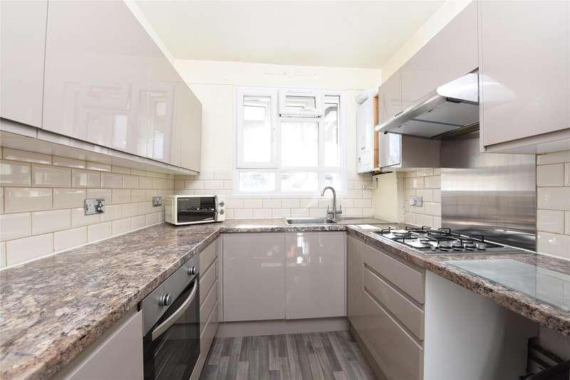 3 Bedrooms Flat for sale in Ambleside, Albert Drive, LONDON, SW19