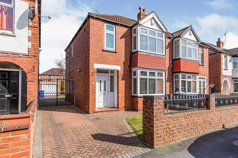 3 Bedrooms Semi Detached House for sale in Goldsborough Road, Town Moor, Doncaster, DN2