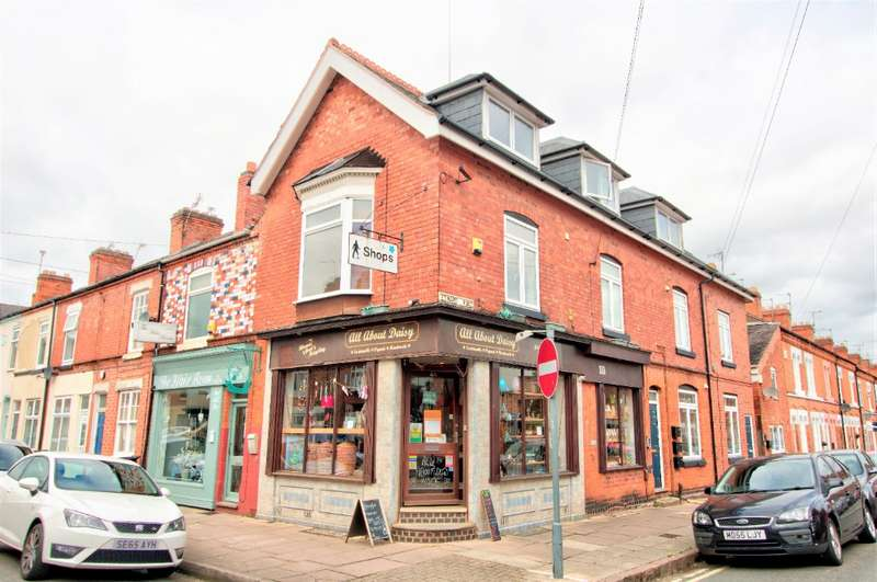 5 Bedrooms Block Of Apartments Flat for sale in Montague Road, Clarendon Park, Leicester, LE2 1TH