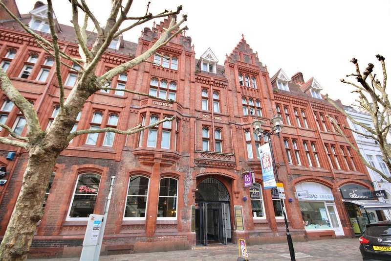1 Bedroom Studio Flat for rent in Prudential Buildings, Guildhall Walk