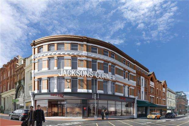 1 Bedroom Apartment Flat for sale in Jacksons Corner, Reading