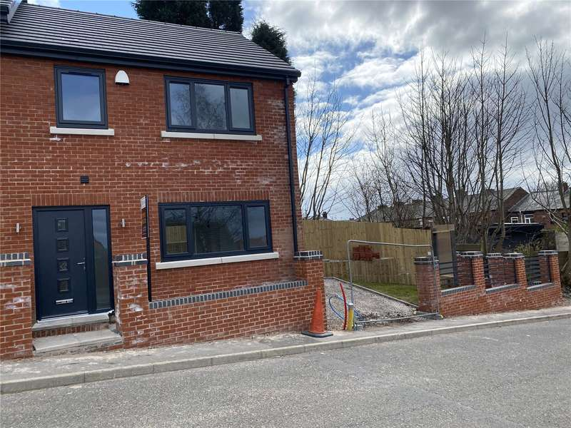 3 Bedrooms Semi Detached House for sale in Plot 4 Springbank, 2 Little Town, Werneth, Oldham, OL8