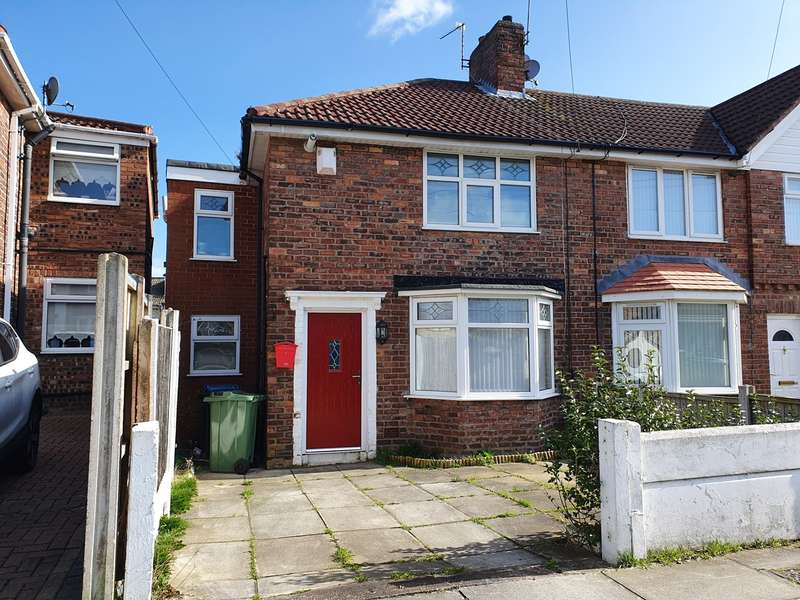 3 Bedrooms End Of Terrace House for sale in Gribble Road, Liverpool, L10