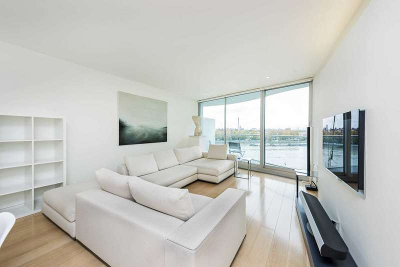 2 Bedrooms Apartment Flat for sale in Albion Riverside, Battersea, SW11