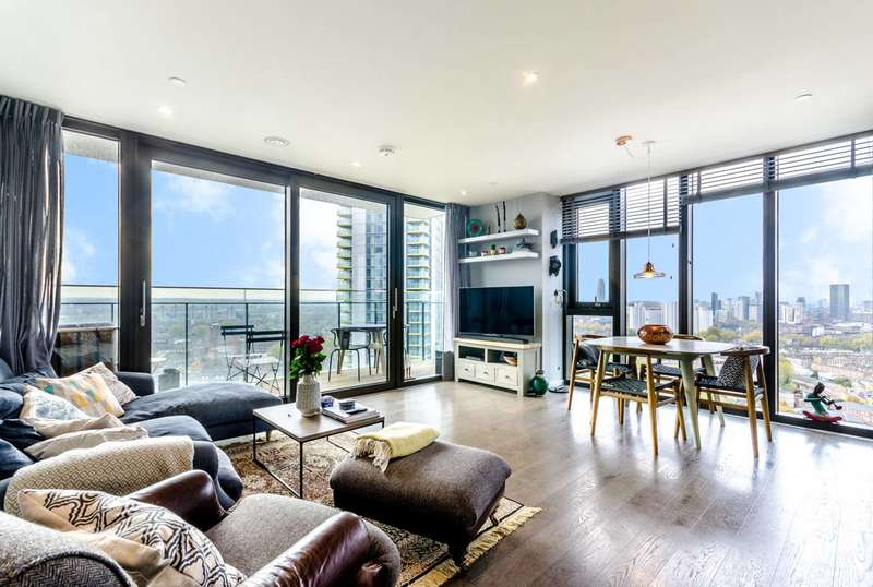 2 Bedrooms Flat for sale in One The Elephant, SE1, Elephant and Castle, SE1