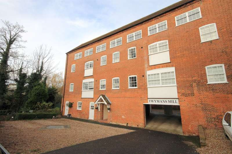 2 Bedrooms Flat for sale in Twymans Mill, West Street, Faversham