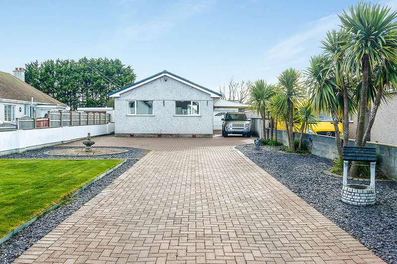 3 Bedrooms Detached Bungalow for sale in Penisaf Avenue, Towyn, Abergele, Conwy, LL22