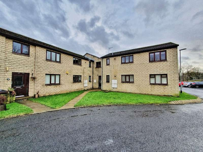 2 Bedrooms Flat for sale in Chew Brook Drive, Greenfield, Saddleworth, OL3 7PD