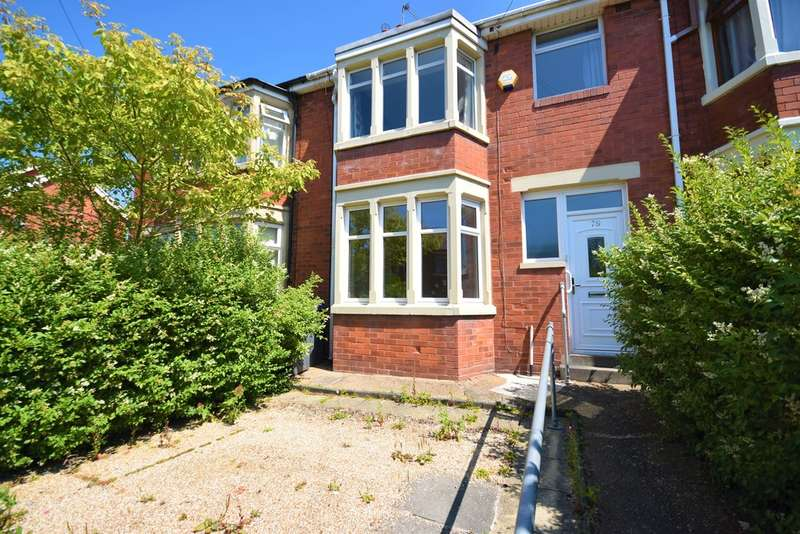 3 Bedrooms Terraced House for sale in Doncaster Road, Blackpool