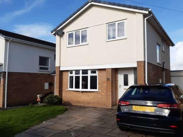 4 Bedrooms Detached House for sale in Limebrest Avenue, Thornton-Cleveleys, FY5