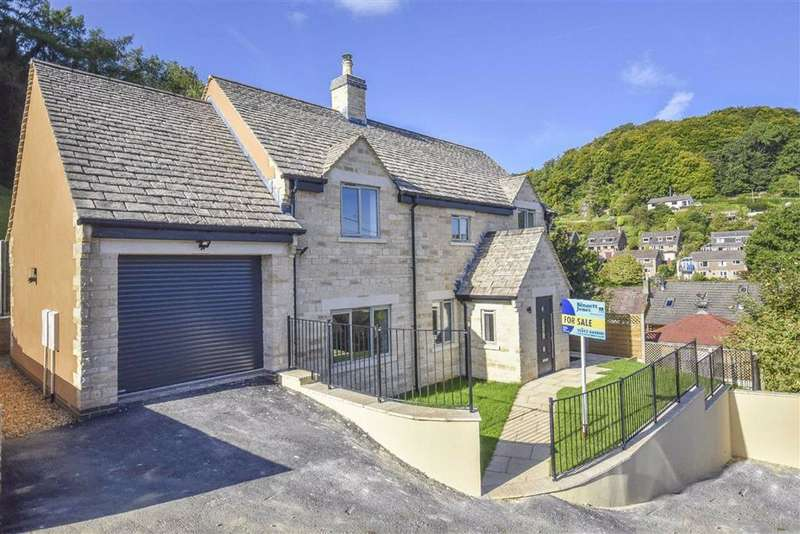 4 Bedrooms Detached House for sale in Hunger Hill, Dursley, GL11