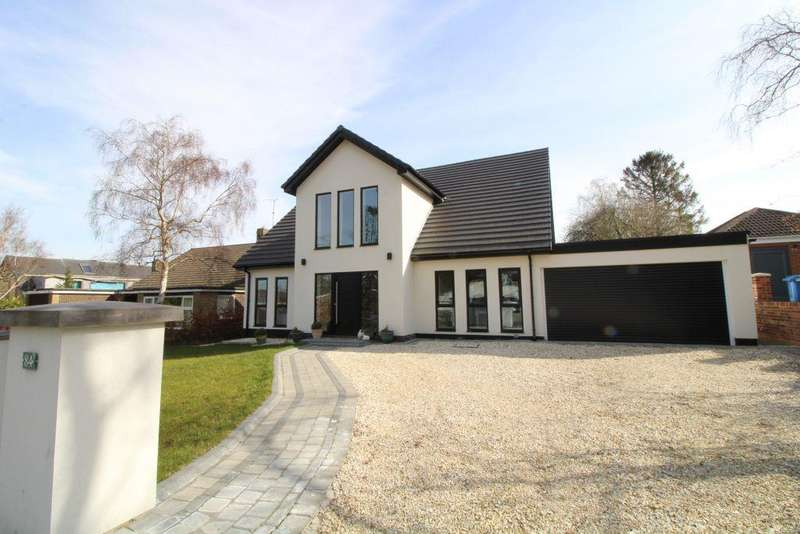 5 Bedrooms Detached House for sale in Errington Road, Darras Hall, Newcastle Upon Tyne, Northumberland