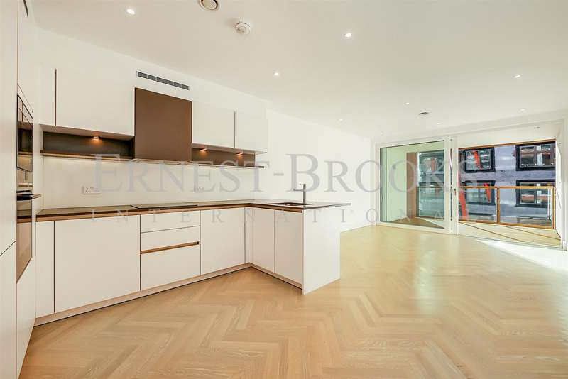 2 Bedrooms Apartment Flat for sale in Bronze House, Caledonian Road, Holloway, N7