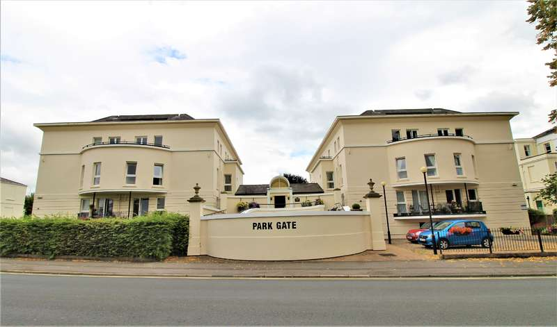 2 Bedrooms Retirement Property for sale in PARK PLACE, GL50