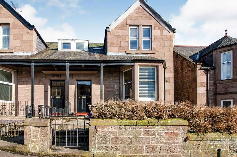 4 Bedrooms Semi Detached House for sale in Eastbank, Brechin, DD9