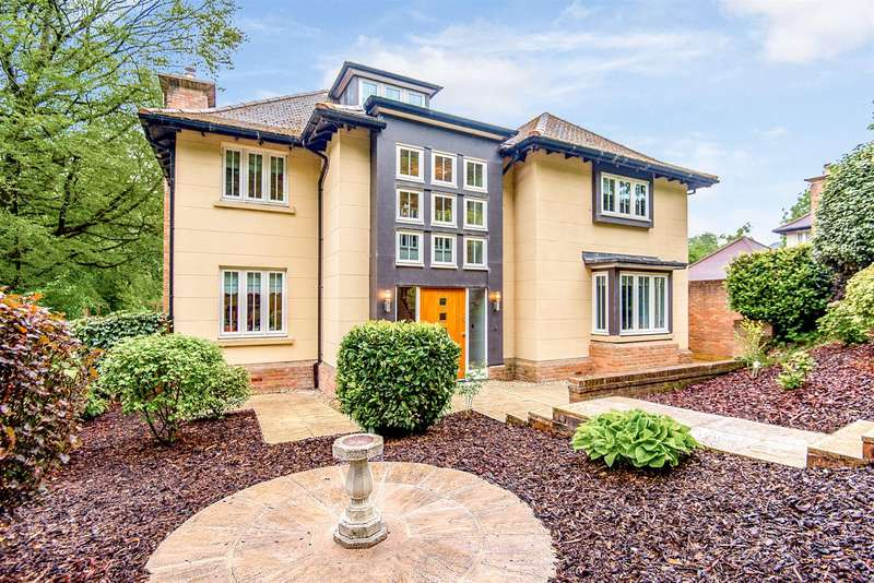 5 Bedrooms Detached House for sale in Heaton Mount, Heaton, Bolton