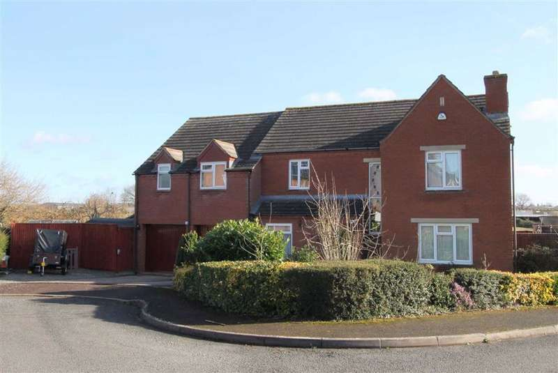 6 Bedrooms Detached House for sale in Hildersley, Ross On Wye
