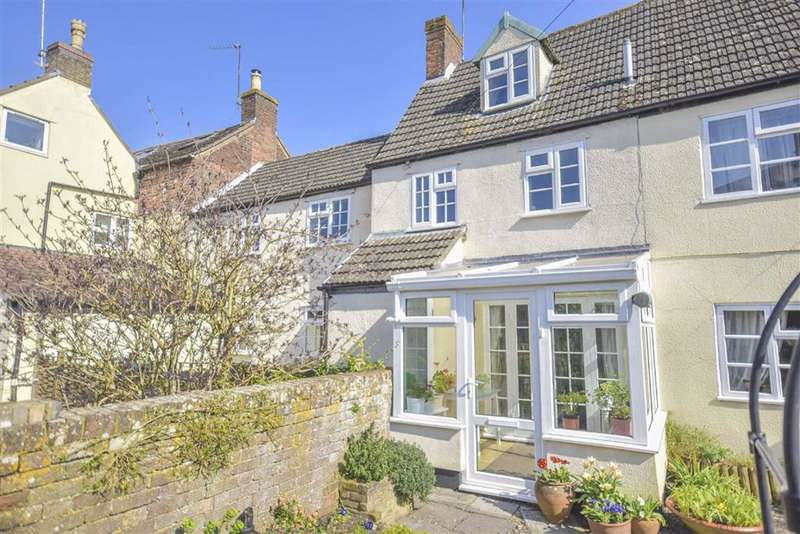 4 Bedrooms Cottage House for sale in Abbey Street, Kingswood, WUE, GL12