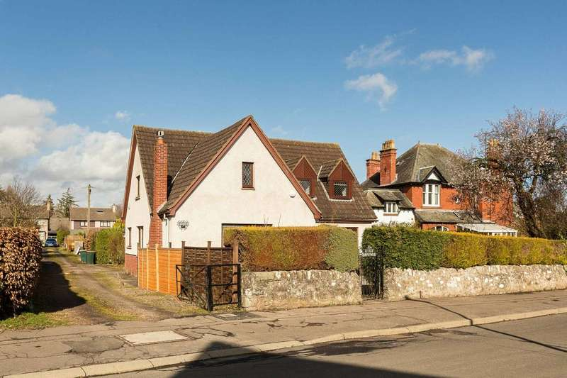 3 Bedrooms Bungalow for sale in Station Road, Invergowrie, Perthshire, DD2 5AP