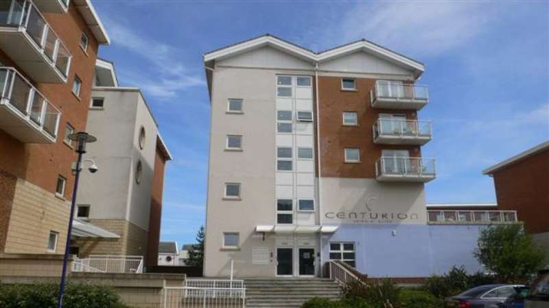 2 Bedrooms Flat for rent in Monaco House, Century Wharf, Cardiff Bay