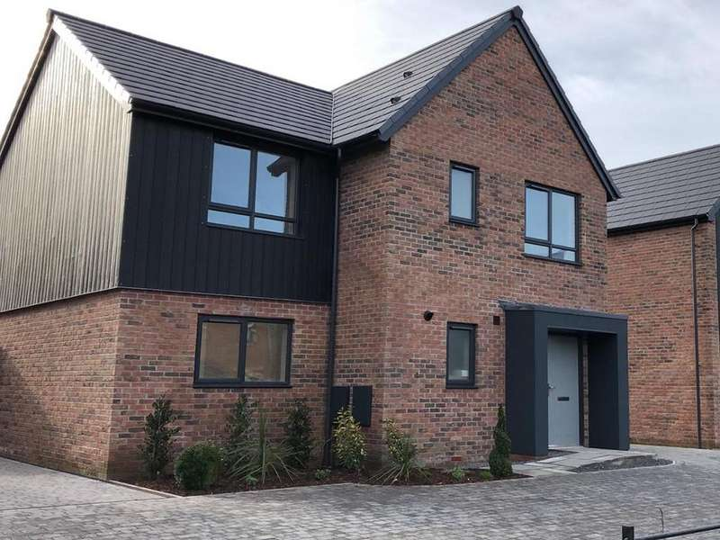4 Bedrooms Detached House for sale in 'The Byre', Plot 3, Jacksmere Lane, Scarisbrick, L40 9RS
