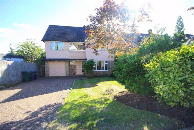 4 Bedrooms Detached House for sale in Manorside, Barnet, Hertfordshire