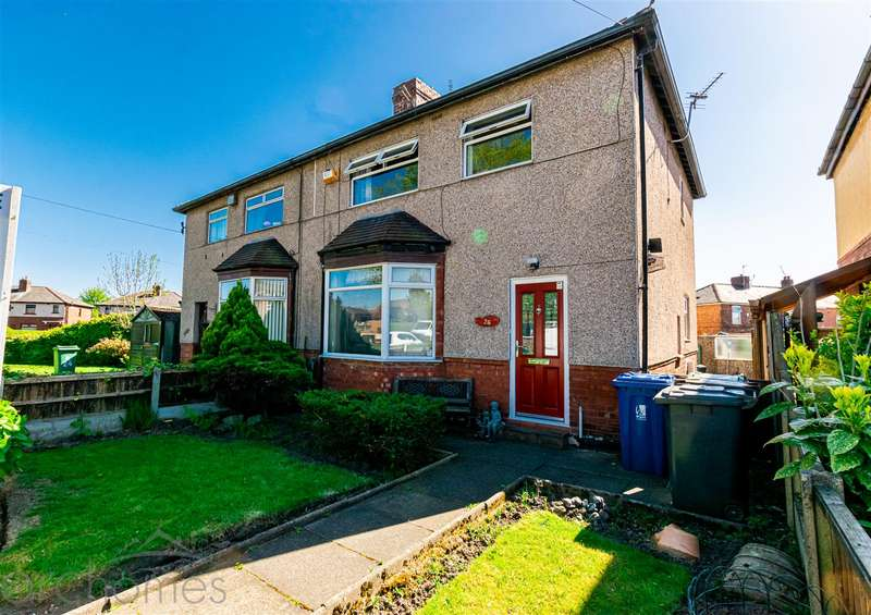 3 Bedrooms Semi Detached House for sale in Car Bank Street, Atherton, Manchester