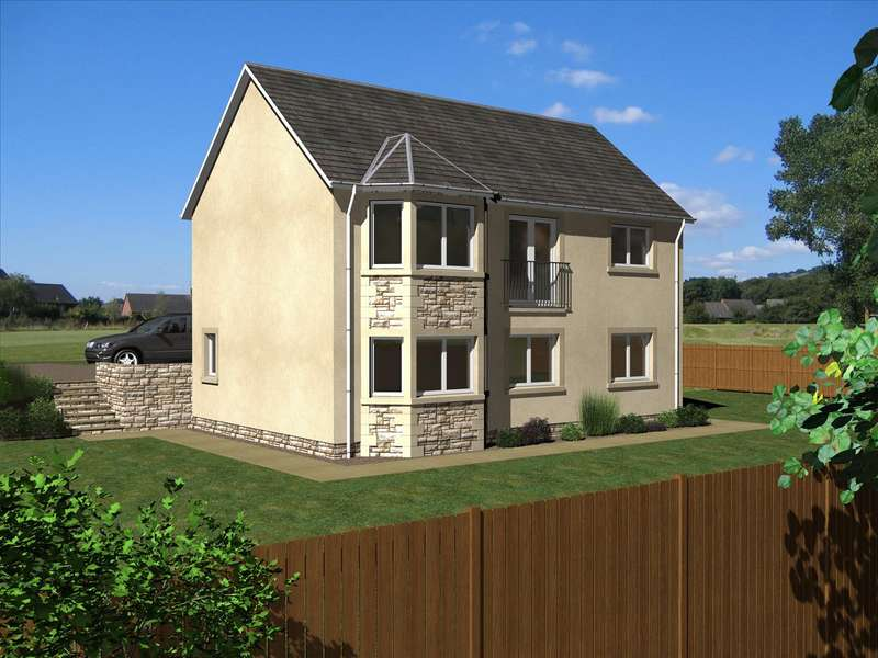3 Bedrooms Detached House for sale in The Spylaw, East Broomlands, Kelso