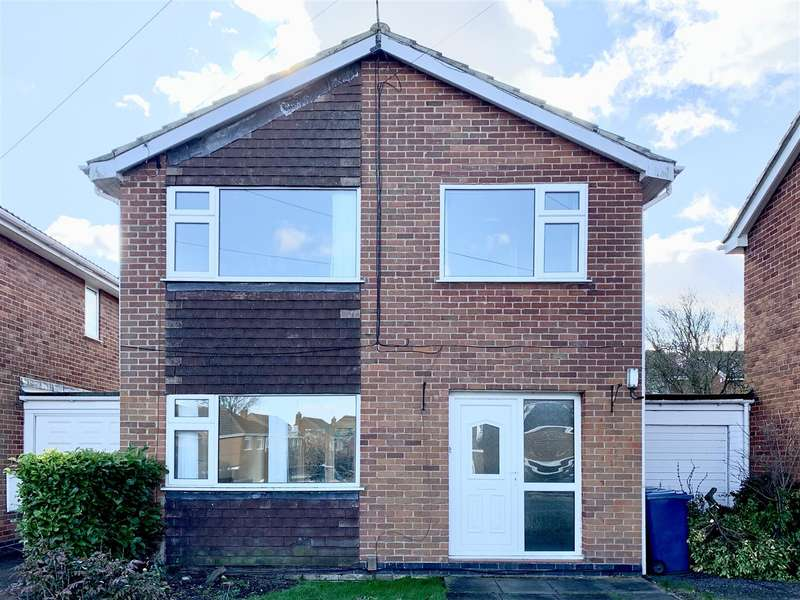 3 Bedrooms Detached House for rent in Southwell Close, East Leake, Loughborough