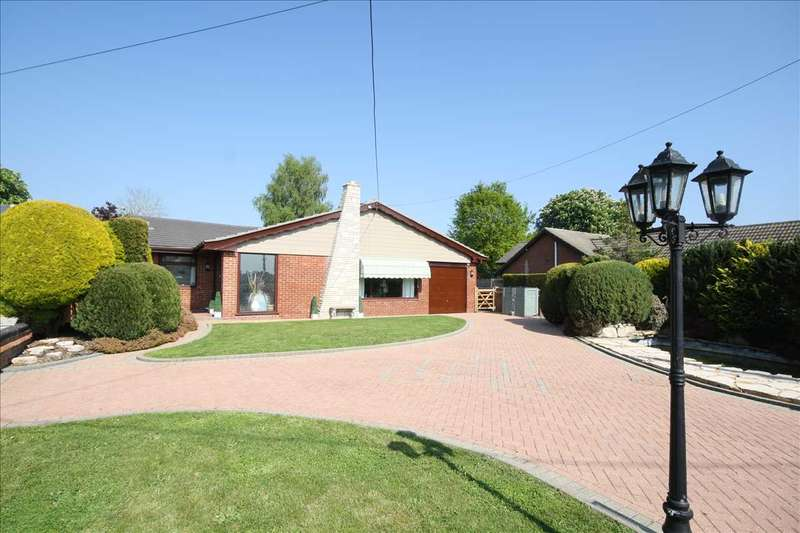 4 Bedrooms Bungalow for sale in Shirrell Heath