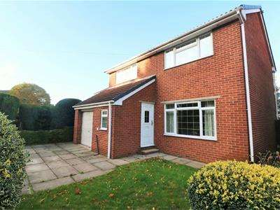 4 Bedrooms Detached House for sale in Lyndale Avenue, Edenthorpe, DONCASTER