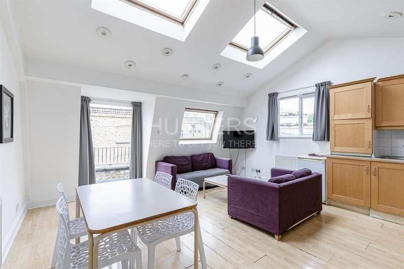 3 Bedrooms Apartment Flat for rent in Crawford Passage, London, EC1R