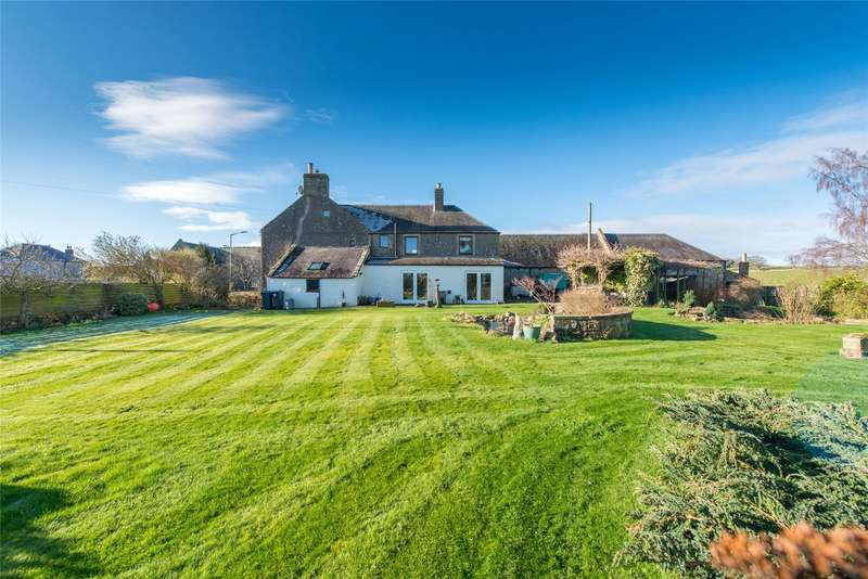 5 Bedrooms Detached House for sale in Eccles Mains, Eccles, Kelso, Scottish Borders, TD5