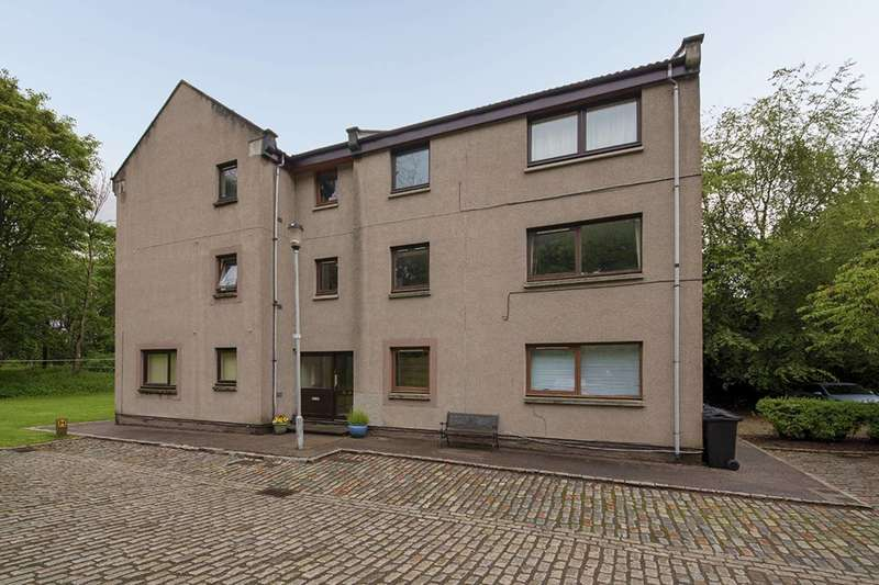 1 Bedroom Ground Flat for sale in Mill Court, Woodside, Aberdeen, AB24 2UN