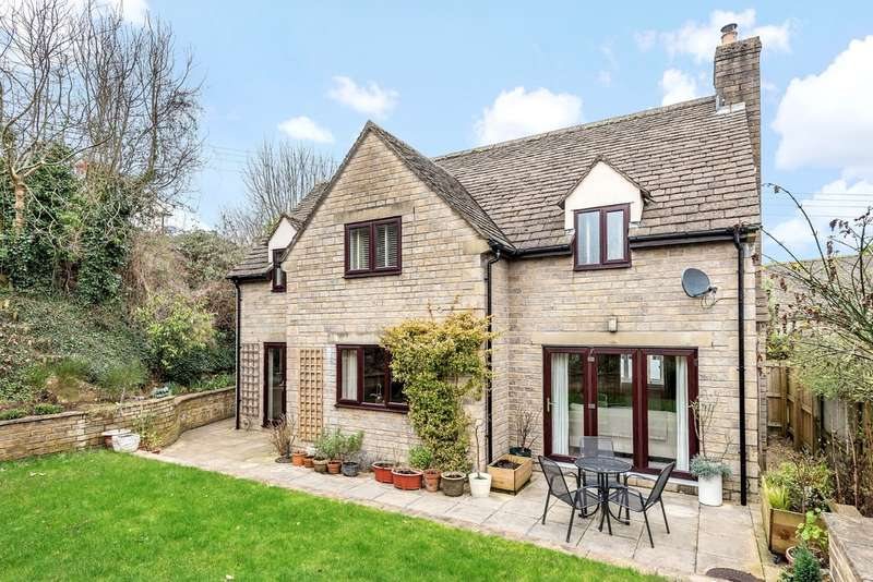4 Bedrooms Detached House for sale in Nailsworth