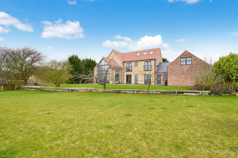 5 Bedrooms House for sale in High Street, Scampton, Lincoln