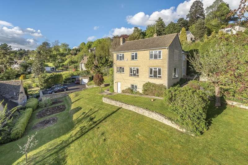4 Bedrooms Detached House for sale in Theescombe, Amberley